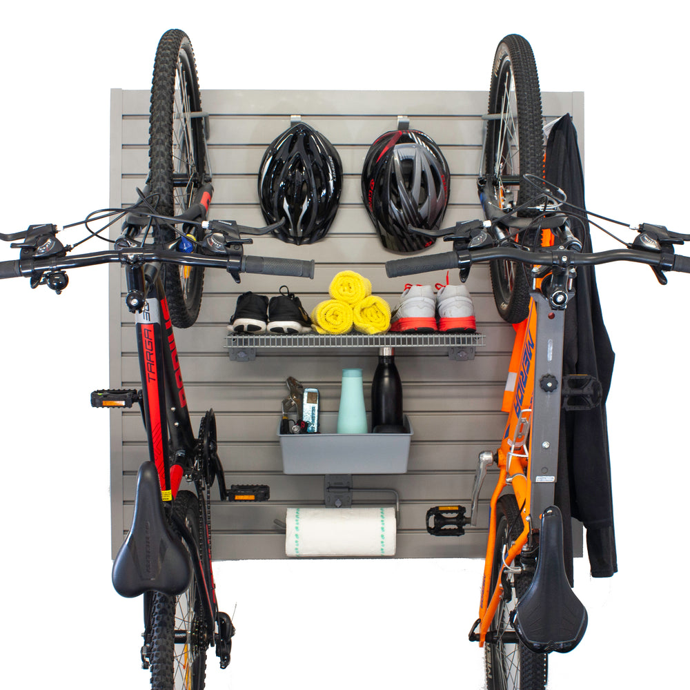 Stor-A-Wall - Double Bike Storage Kit - Ace of Space