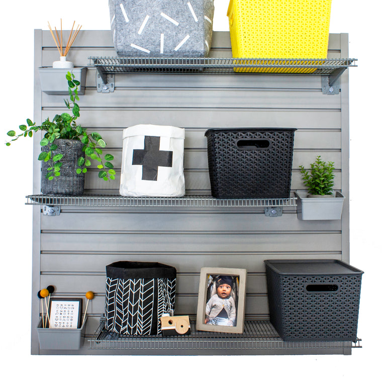 Stor-A-Wall - Shelf Storage Kit - Ace of Space