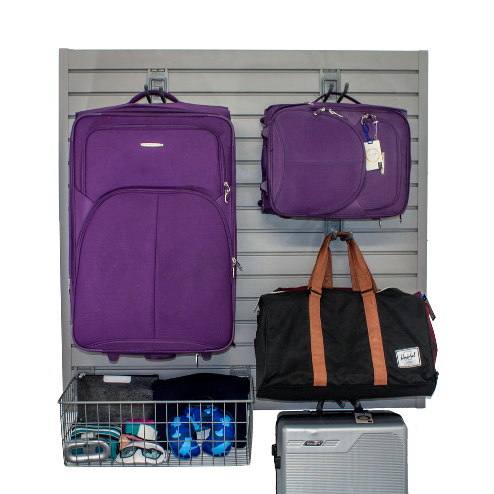 Stor-A-Wall - Luggage Storage Kit - Ace of Space