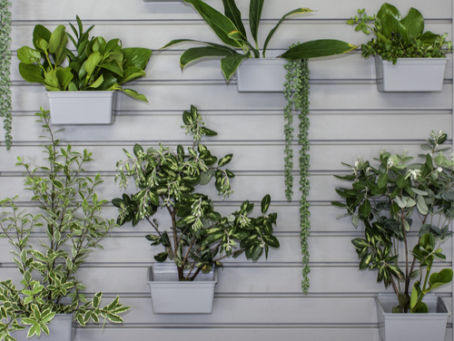 Stor-A-Wall by Ace of Space - Fake Plant Kit