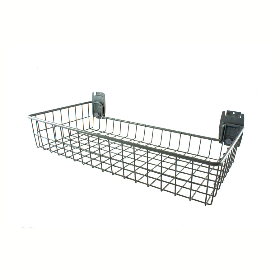 Stor-A-Wall Wall Storage by Ace of Space NZ - Long Wire Basket