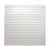 Stor-A-Wall White Slatwall Panel - Ace of Space NZ