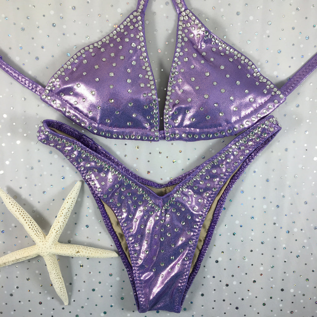 Deal of the Month Bombshell Bling(A-cup) Figure Suit QuickShip