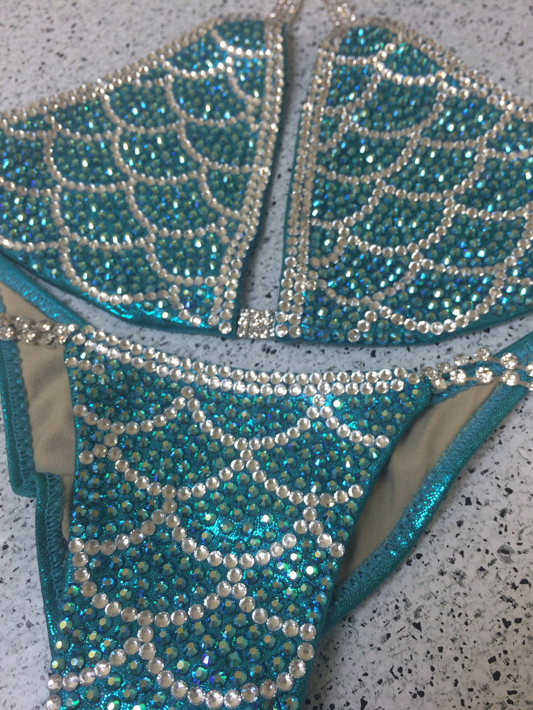 Mermaid Deluxe with Trim