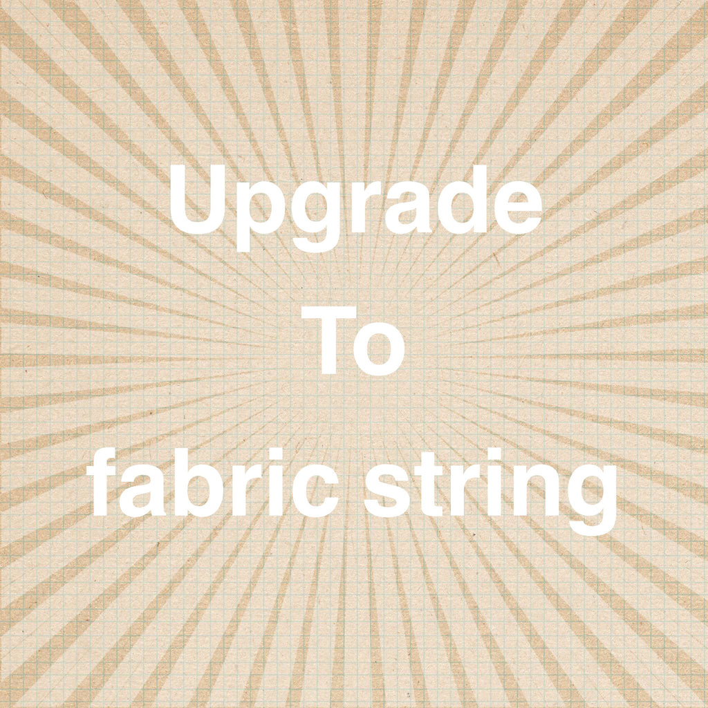 Upgrade to Fabric String (vs signature string options)