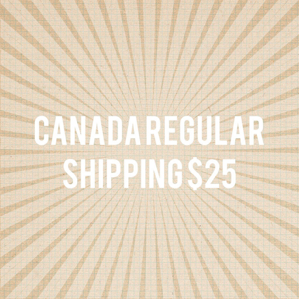 Canada Regular shipping