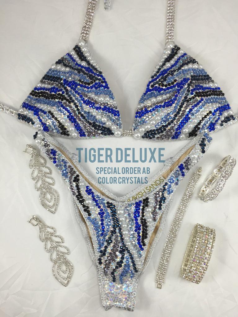 Custom Tiger Deluxe Physique, Figure suit - $699+