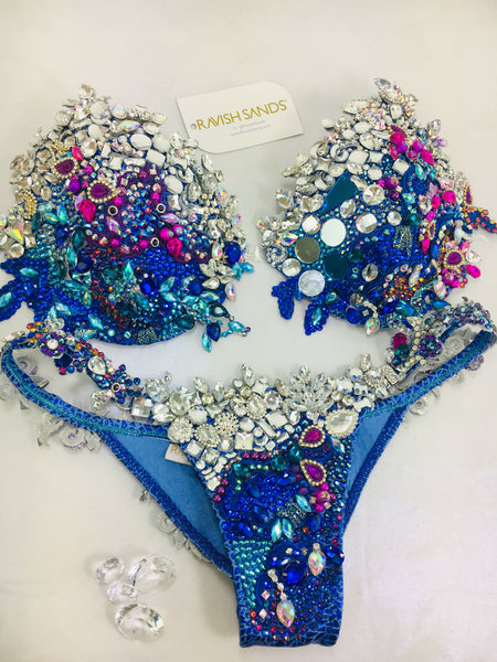 Custom Celebrity Status Themewear Bikini