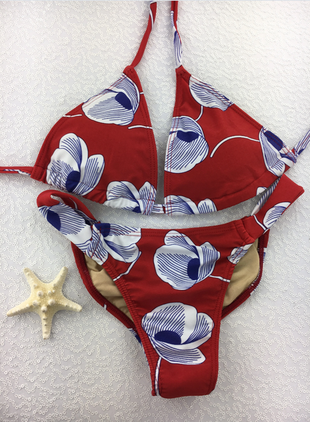 Custom Cherry Blossom Band Bikini***(SUIT SOLD PER PIECE OR SET, price varies)