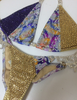 Custom Half Moon Deluxe Competition Bikini