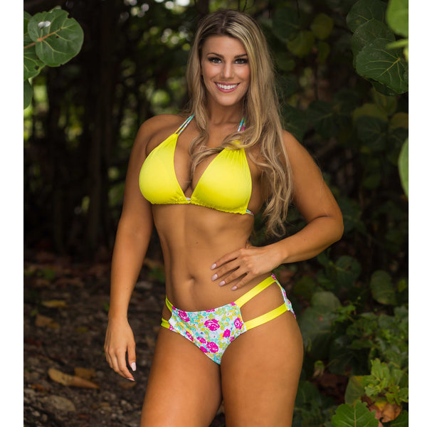 Custom Girl Next Door Bikini Curves Collection Plus Sizes (available any color swatch)