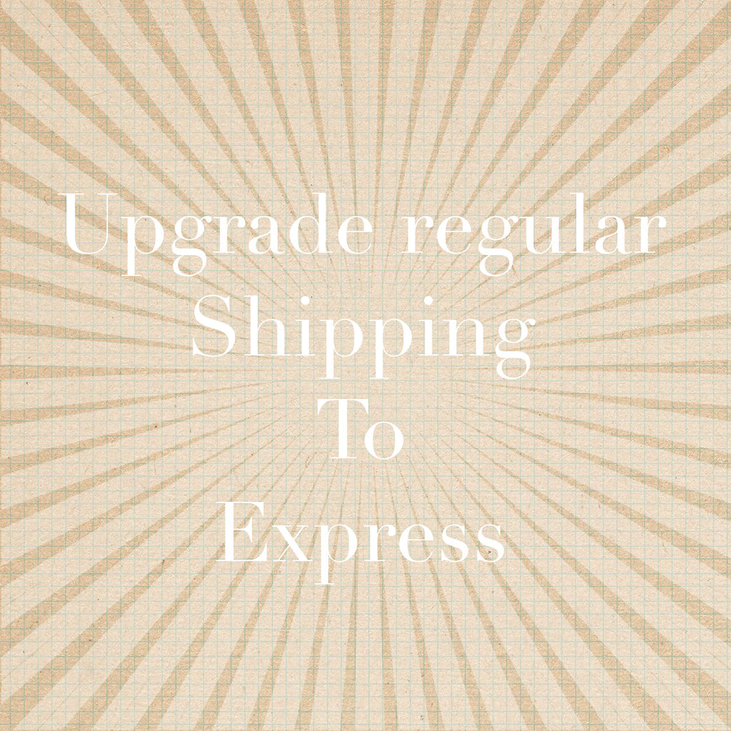 Shipping Upgrade to express CANADA