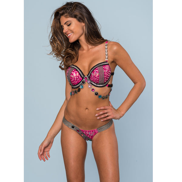 Pink Mystery Themewear with wings $999 or bikini only $599