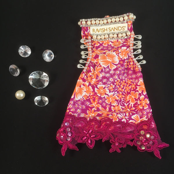 Princess Passion Deluxe Pet dress $58.98