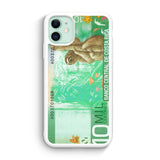 10 Million Colones Sloth iPhone 11 white case