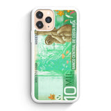 10 Million Colones Sloth iPhone 11 Pro white case