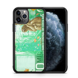 10 Million Colones Sloth iPhone 11 Pro Max black case