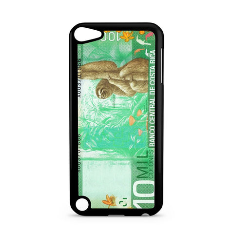 10 Million Colones Sloth iPod Touch 5 case