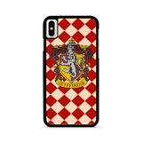 Hogwarts School Griffindor iPhone X case