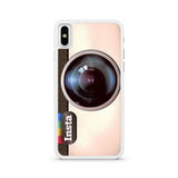 Instagram iPhone X case