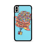 Adventure Is Out There Pixar Disney iPhone X case