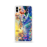 Disney Little Mermaid Art Design iPhone X case