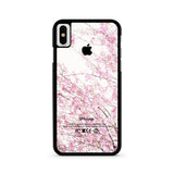 Skin Artistic Floral Design iPhone X case