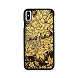 Thai Traditional Pattern iPhone X case