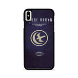 Game Of Thrones House Arryn iPhone X case
