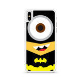 Despicable Me Minion batman minion iPhone X case