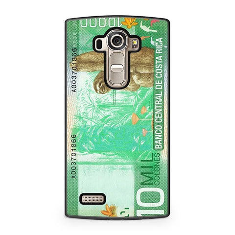10 Million Colones Sloth LG G4 case
