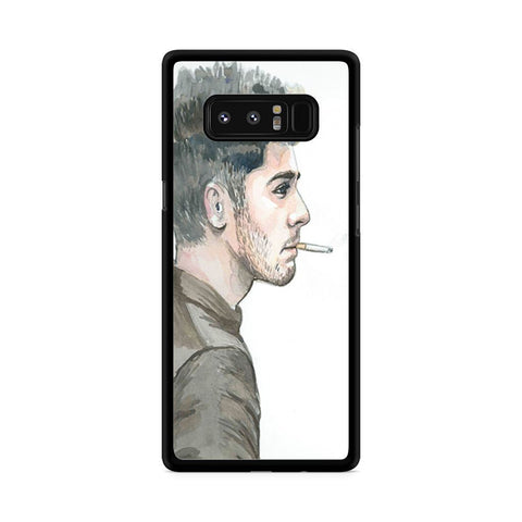 One Direction Zayn Malik Samsung Galaxy Note 8 case