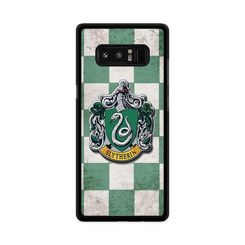 Slytherin School Crest Samsung Galaxy Note 8 case