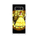 Beauty and The Beast Samsung Galaxy Note 8 case