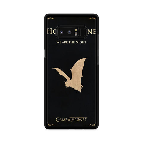 Game of Thrones House Wayne Samsung Galaxy Note 8 case