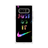 Just do it Samsung Galaxy Note 8 case
