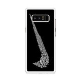 Nike Logo Samsung Galaxy Note 8 case