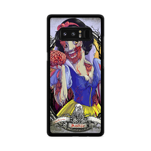 The Zombie Snow White Princess Samsung Galaxy Note 8 case