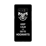 Keep Calm and Go to Hogwarts Samsung Galaxy Note 8 case