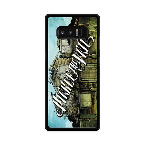 Pierce The Veil Samsung Galaxy Note 8 case