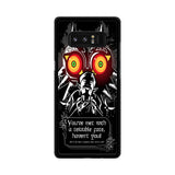 Legend Of Zelda Majoras Mask Quote Samsung Galaxy Note 8 case