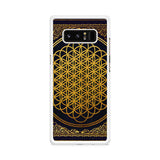 Bring Me The Horizon cover album gold Samsung Galaxy Note 8 case