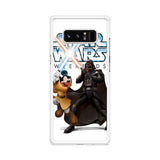Disney Star Wars 2 Samsung Galaxy Note 8 case