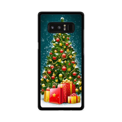 The Christmas Tree 3 Samsung Galaxy Note 8 case