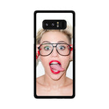 Twerking Miley Cyrus Samsung Galaxy Note 8 case