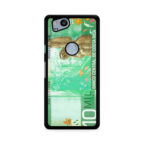 10 Million Colones Sloth Pixel 2 / Pixel 2 XL case