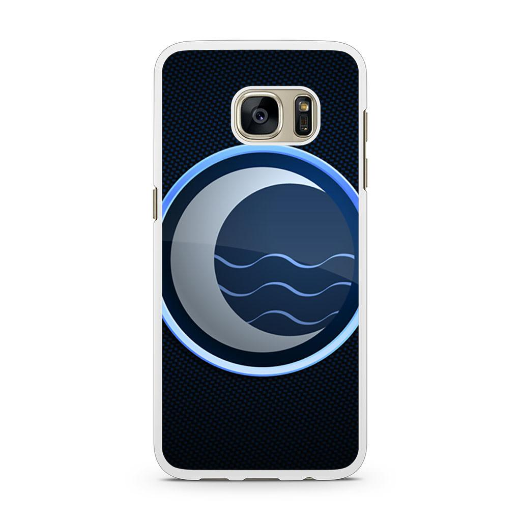 Avatar Northern Water Tribe Symbol Samsung Galaxy S7 Case