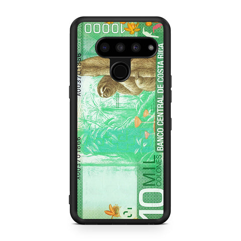 10 Million Colones Sloth LG V50 ThinQ case