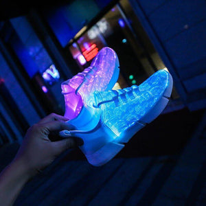 Bestsellrz® Optic Fiber Sneakers Lumakiks™