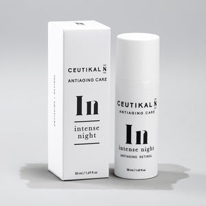 Tratamiento intensivo antiarrugas de noche INTENSE NIGHT 50 ML